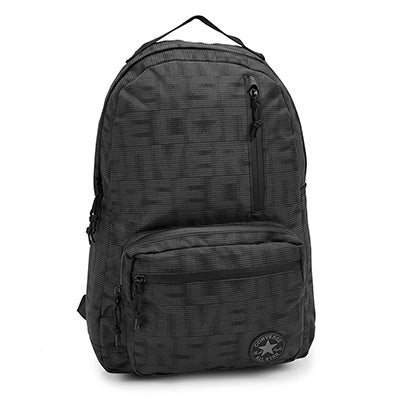 Unisex The GO wordmark backpack