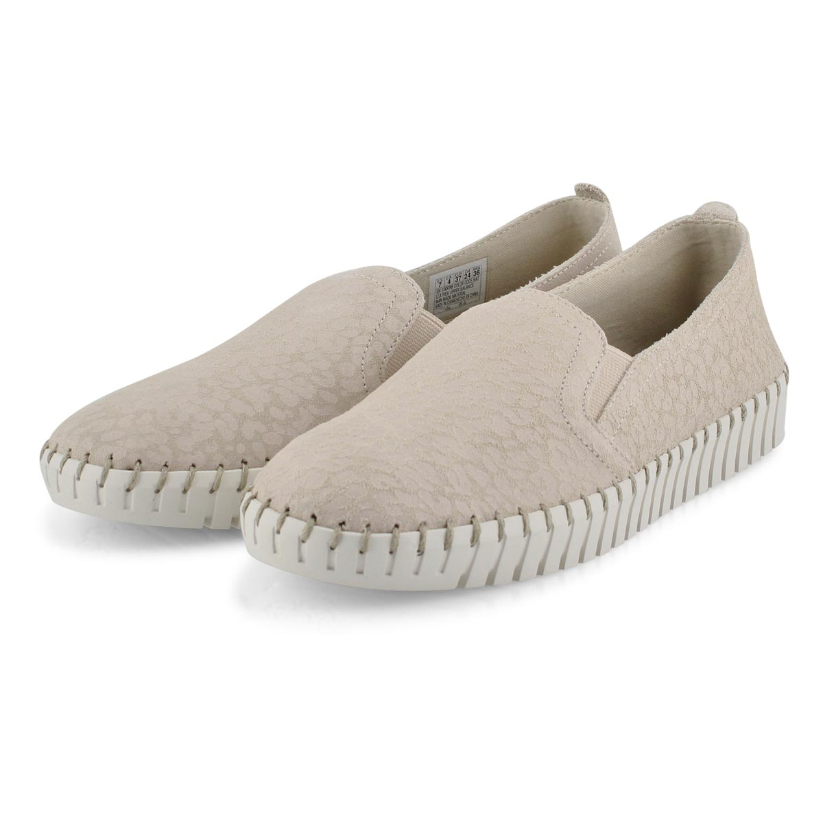 Lds Sepulveda Blvd natural slip on