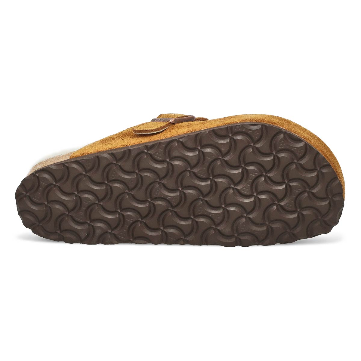 Lds Boston mink shearling lined clog