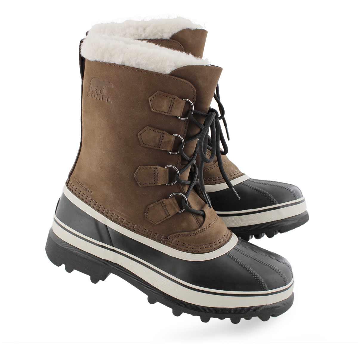 Mns Caribou bruno wtpf winter boot