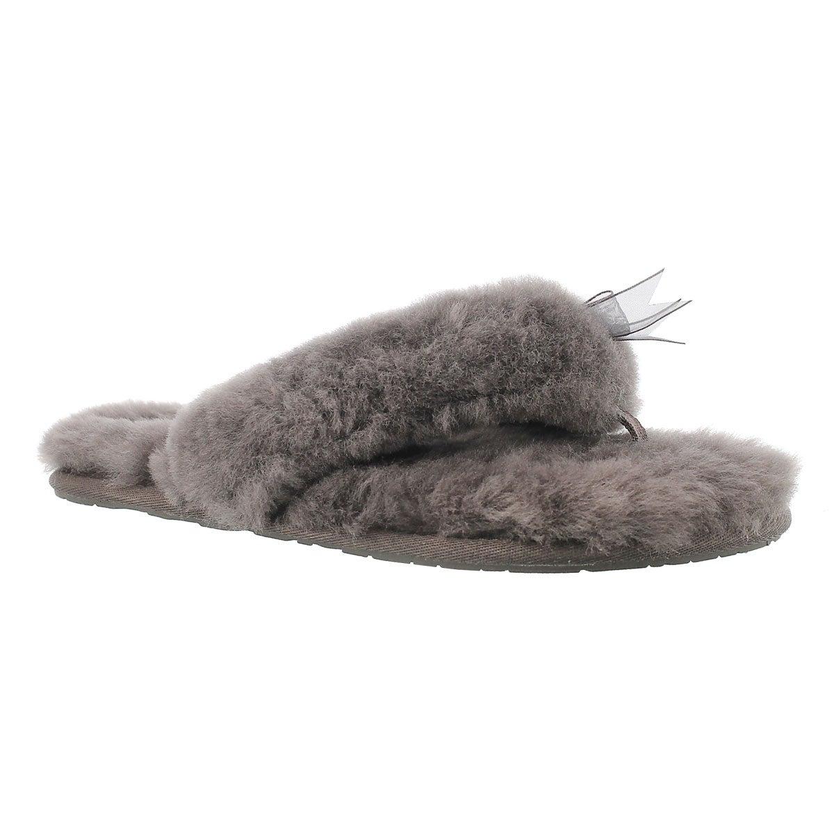 b0287ca2d38 Ugg Sheepskin Thong Slippers
