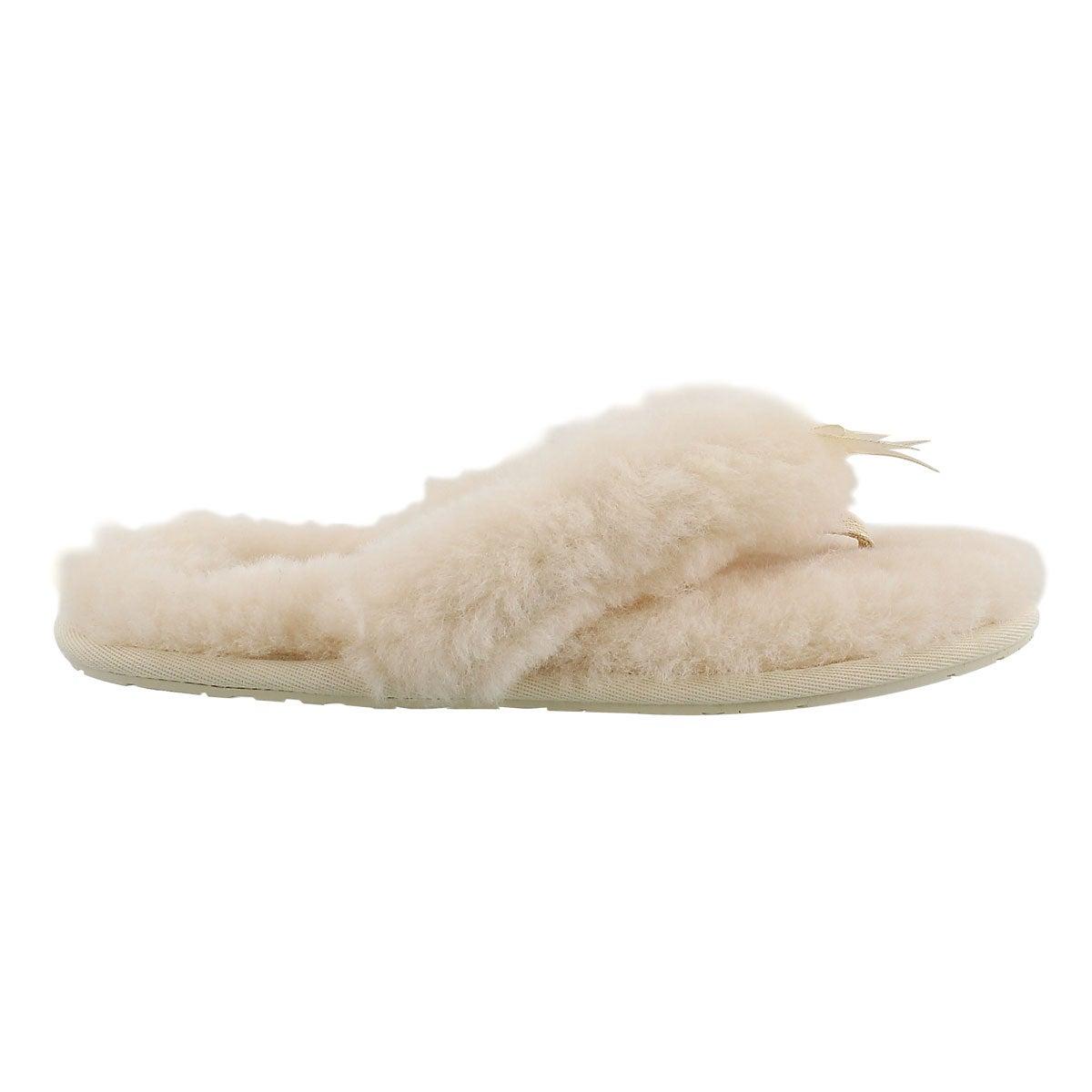 1dbb3fcbf4b Ugg Sheepskin Thong Slippers