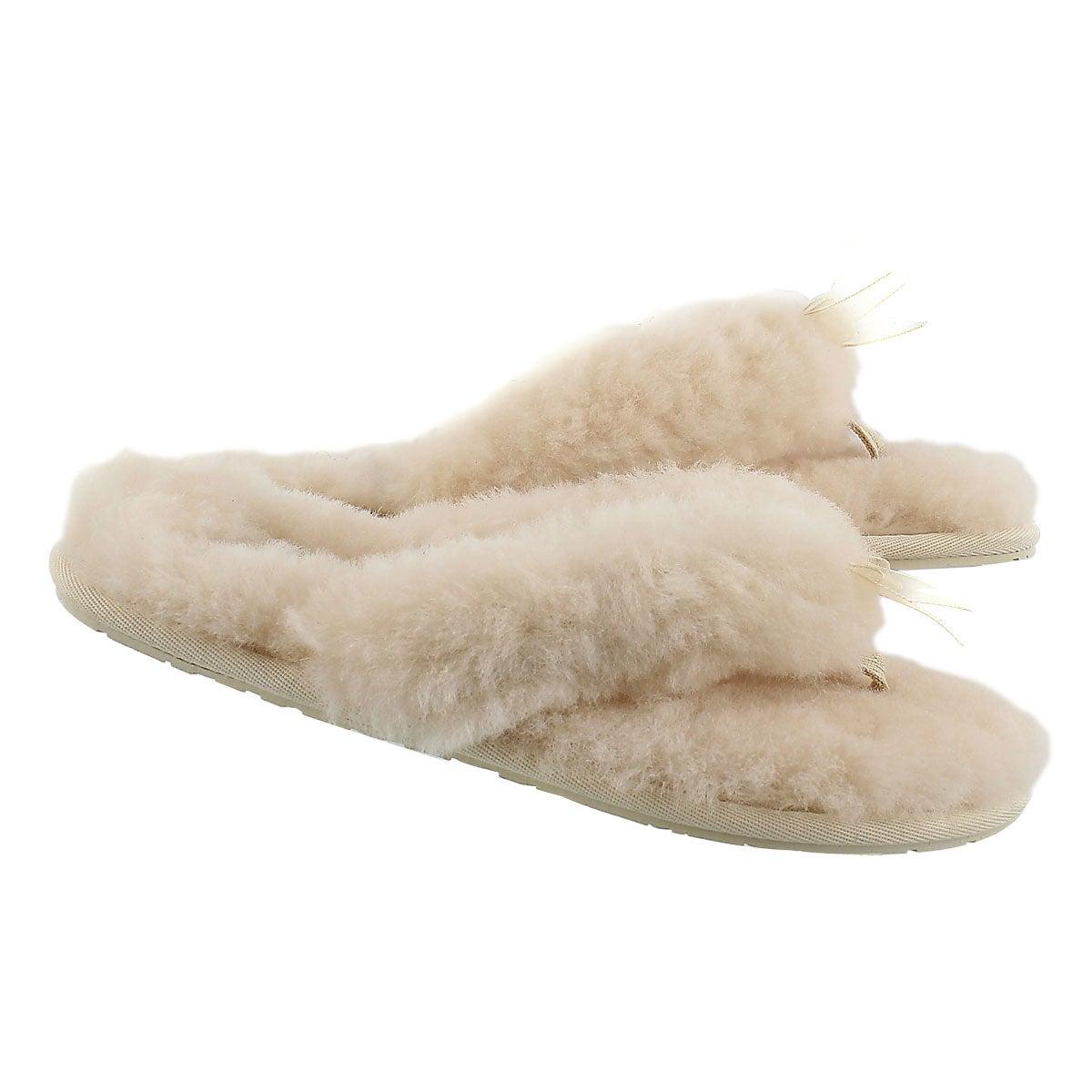 cfd6754eb22 Ugg Fluffy Thongs | Ensas