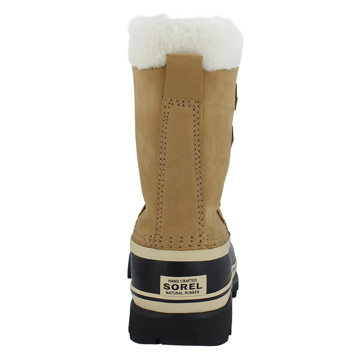 Lds Caribou buff wtpf winter boot