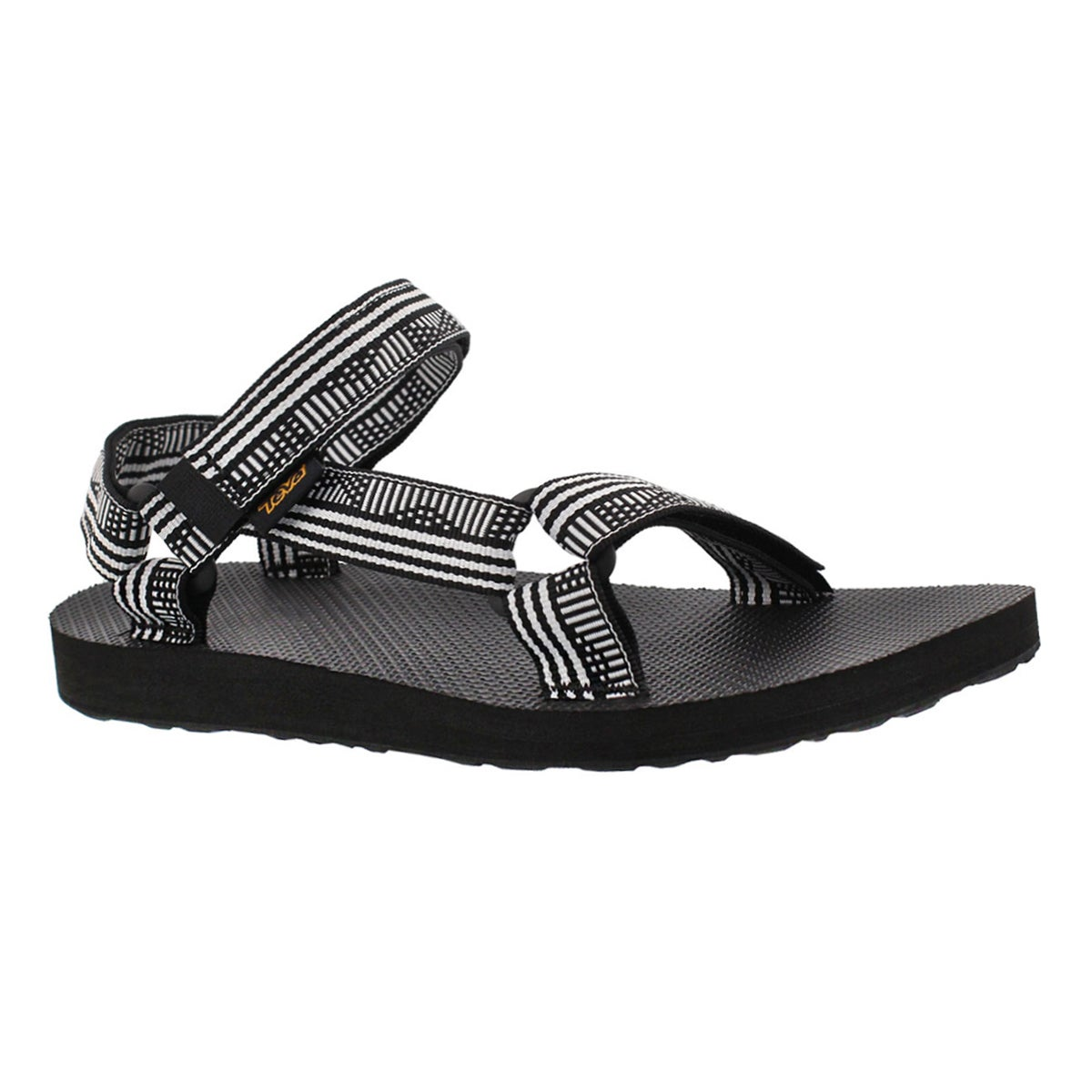 Women's ORIGINAL UNIVERSAL blk/white sport sandals