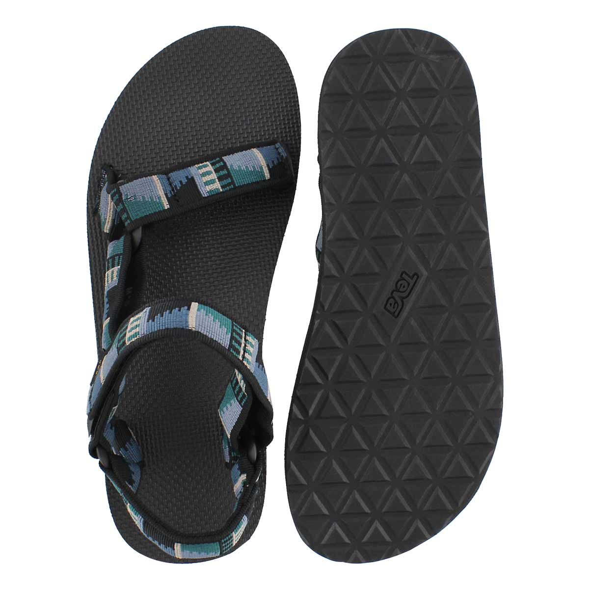 Mns Original Universal peaks blk sandal