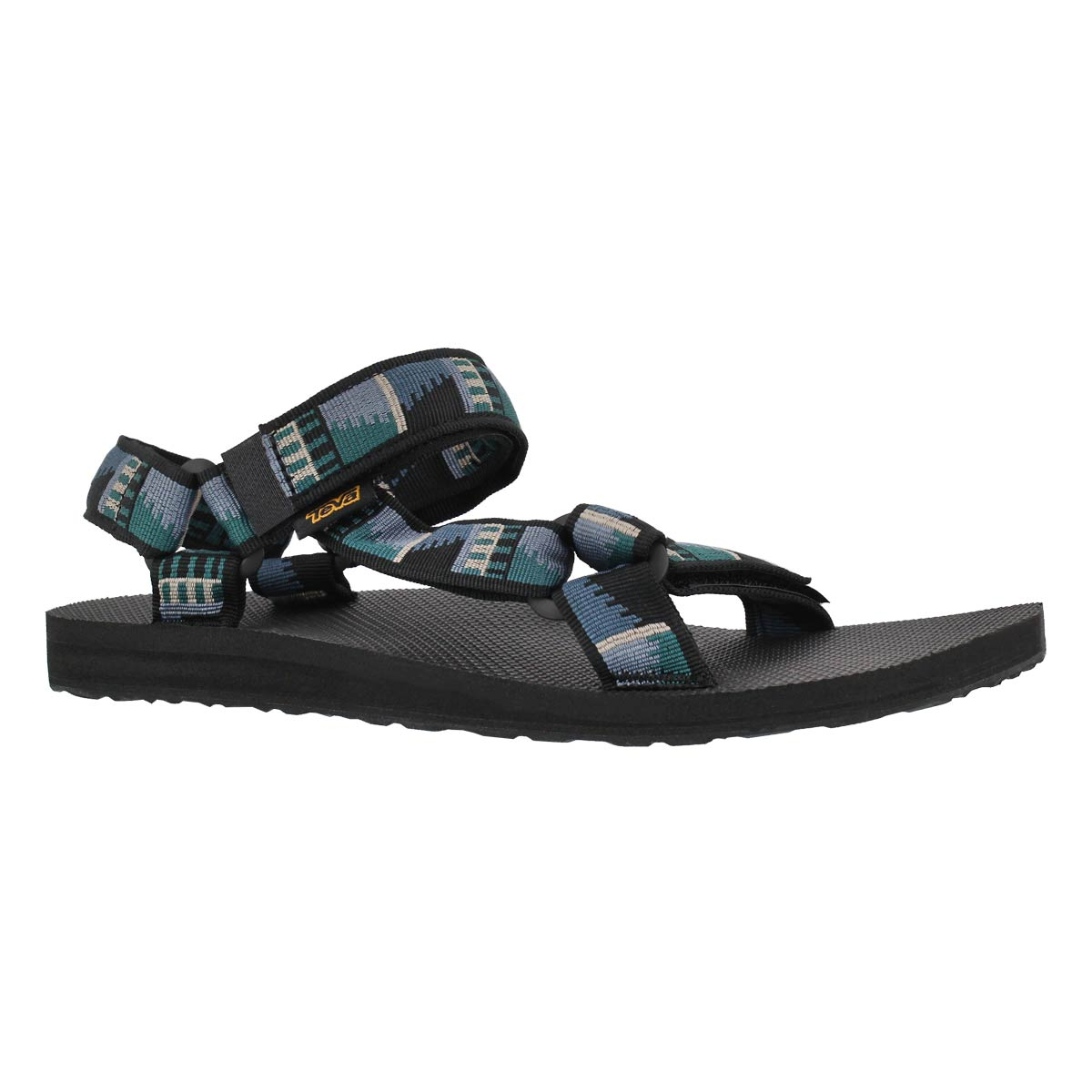 Men's ORIGINAL UNIVERSAL peaks black sandals