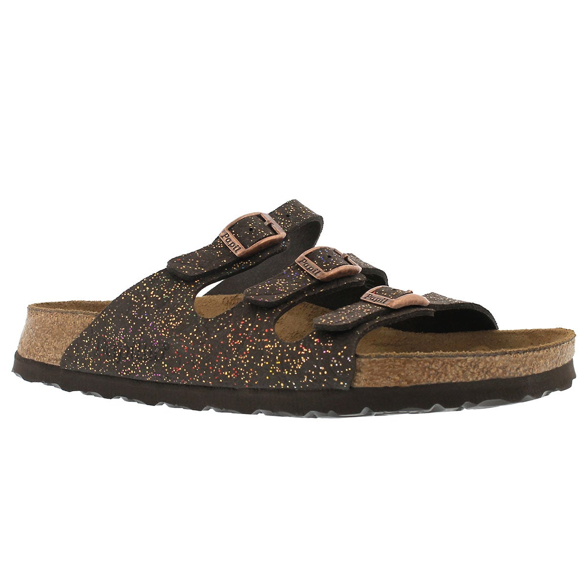 Women's FLORIDA grace brown sandals - Narrow