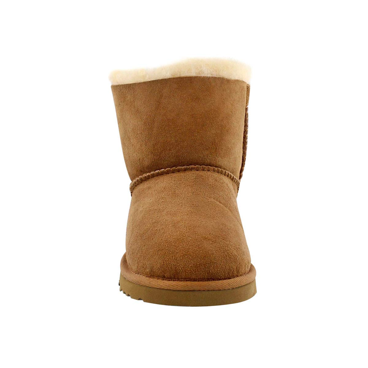 Grls Mini Bailey Bow ches sheepskin boot