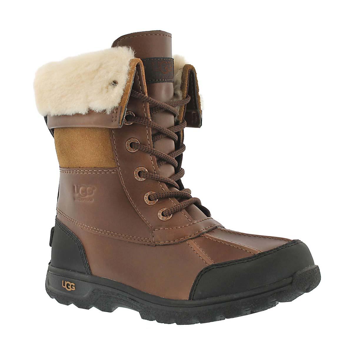 Kids' BUTTE II worchester waterproof winter boots