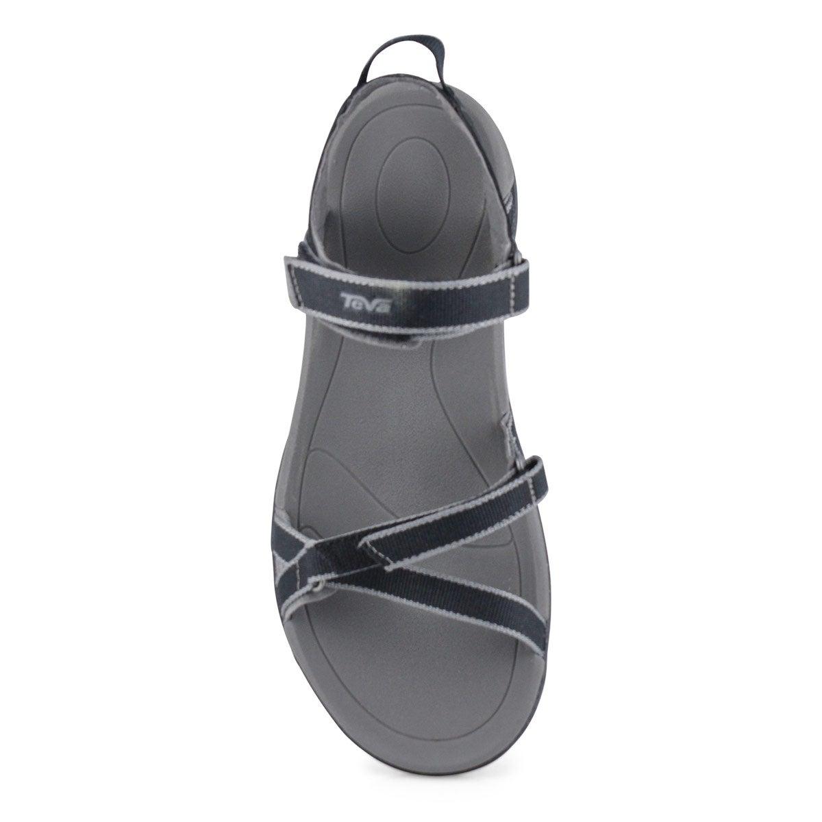 Lds Verra black sport sandal