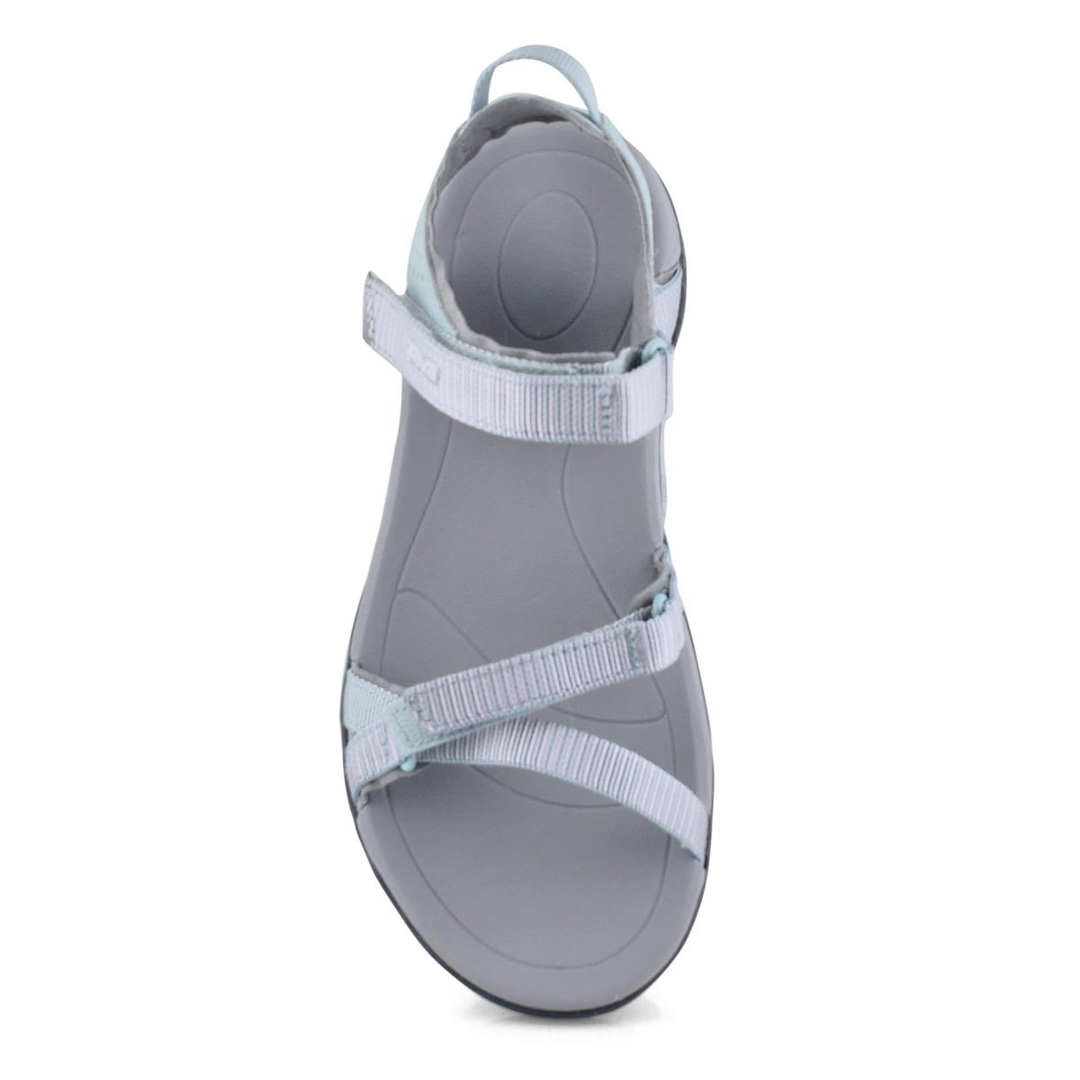Lds Verra gray mist sport sandal