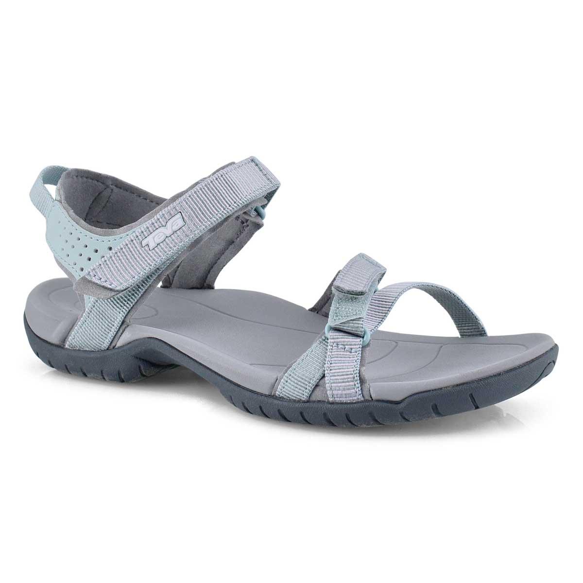 Sandale sport Verra, gris brume, fem.