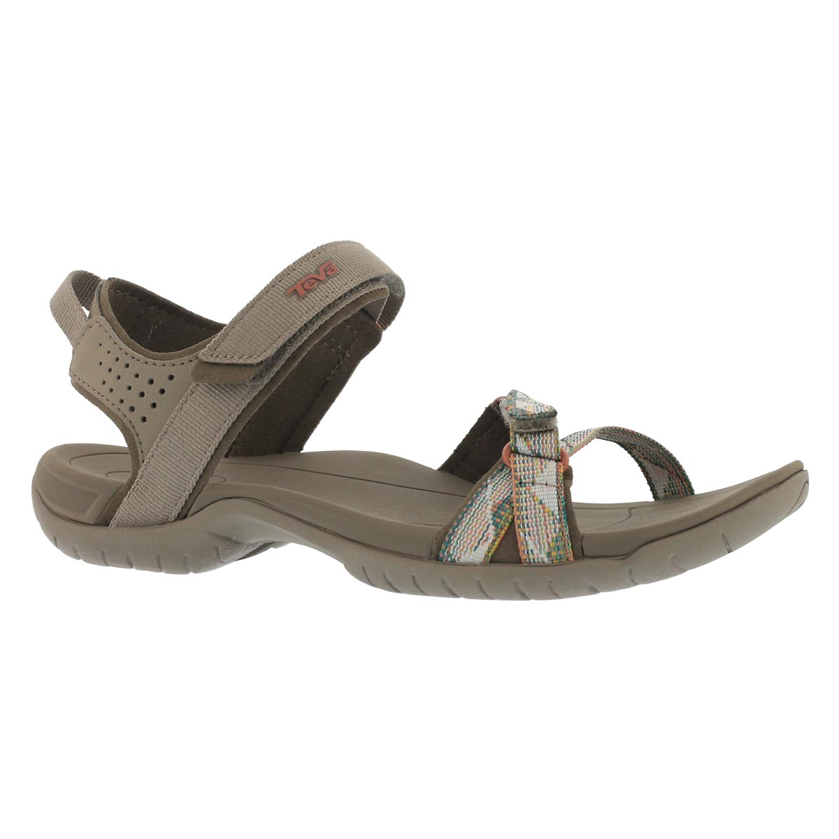 Women's VERRA suri taupe multi sport sandals