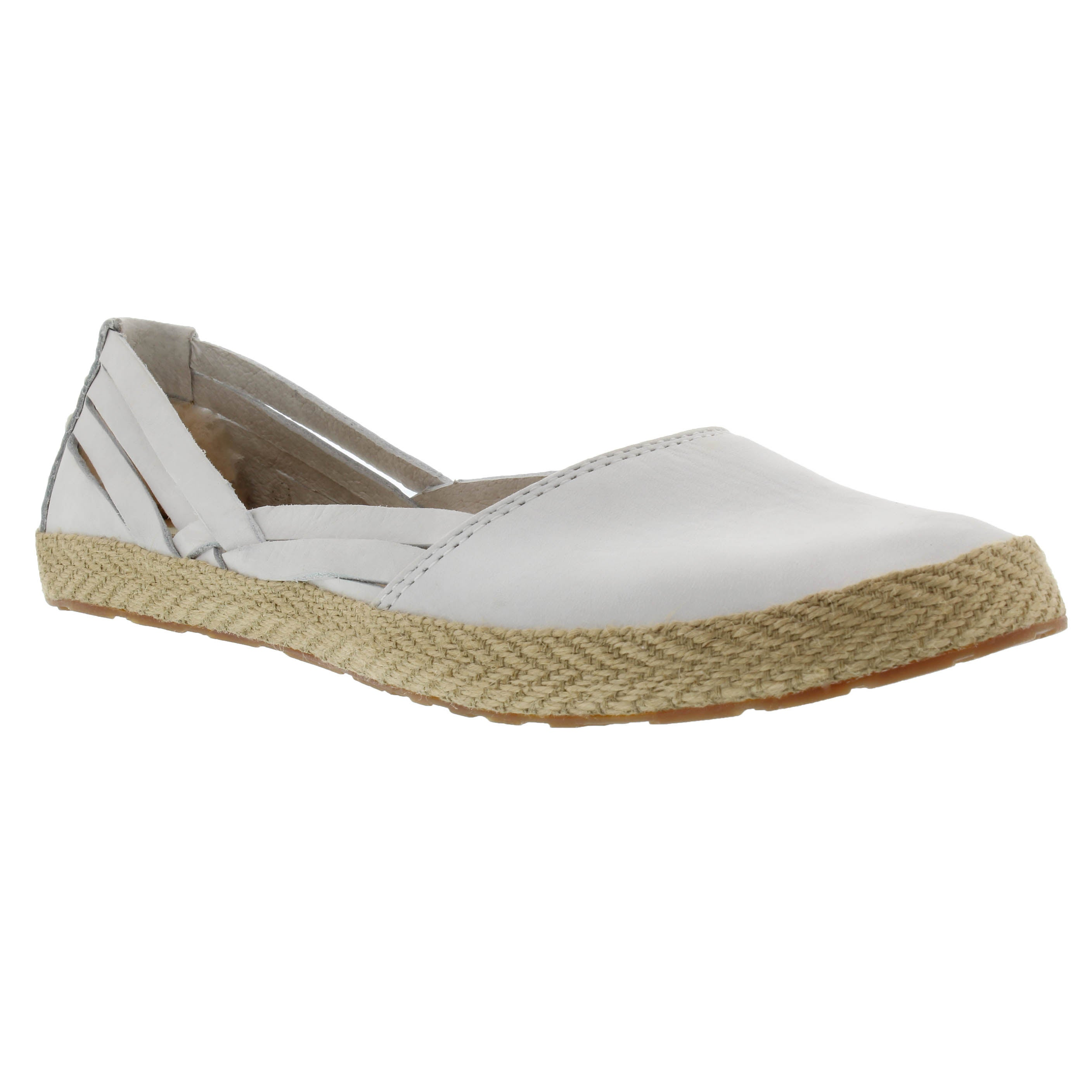 Lds Cicily seagull slip on flat