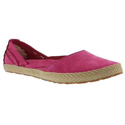 UGG Australia Women's CICILY tropical sunset slip-on flats
