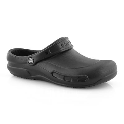 Lds Bistro black casual clog