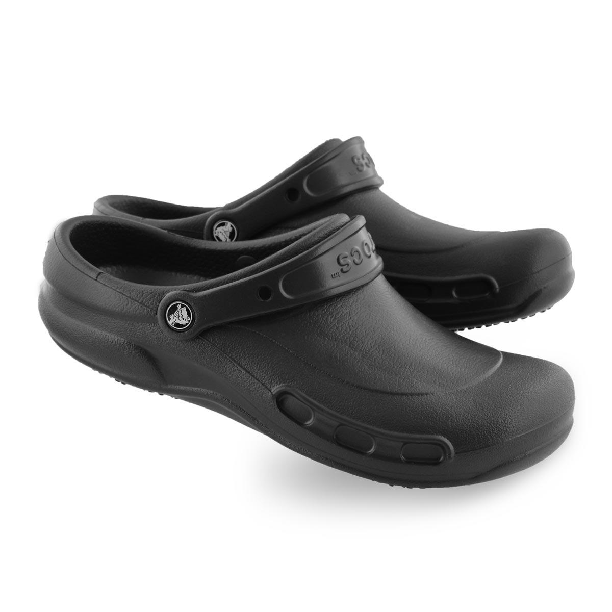 Lds Bistro black casual clog