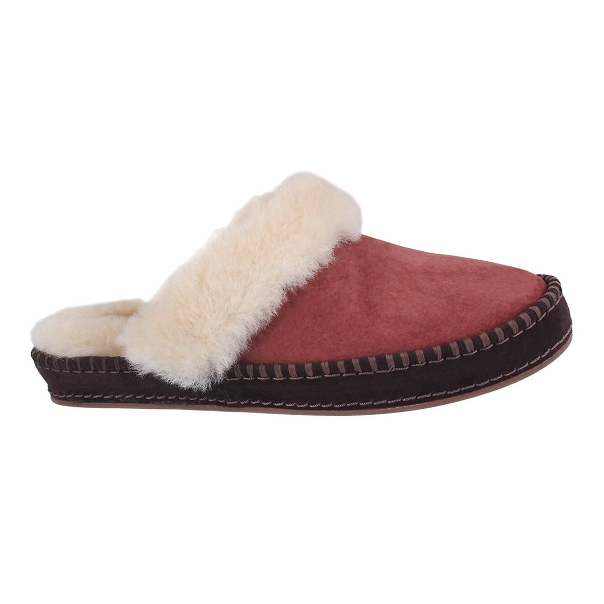 Women's AIRA red clay slippers