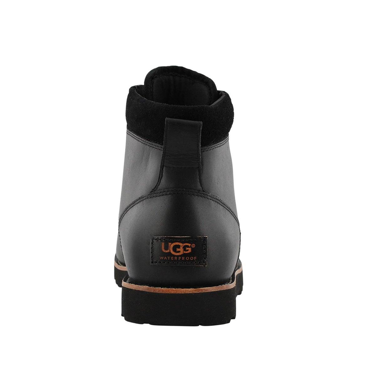 Mns Seton TL black wtpf casual boot