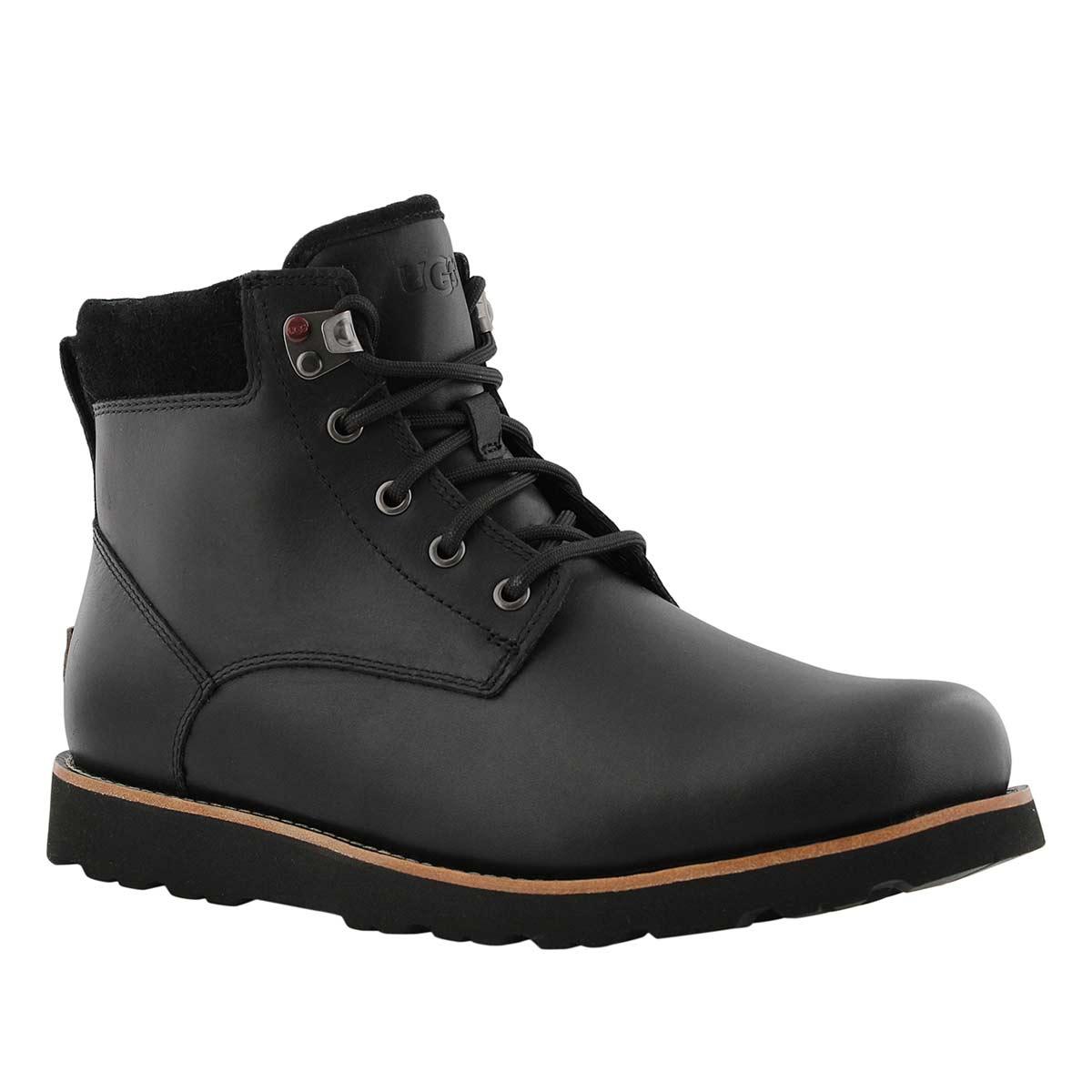 a9530f4175d UGG Men's SETON TL black waterproof casual bo | Softmoc.com