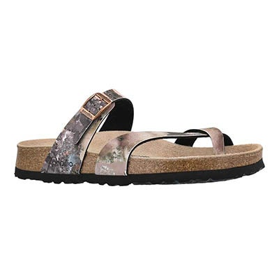 Lds Tabora BF crystal lilac sandal