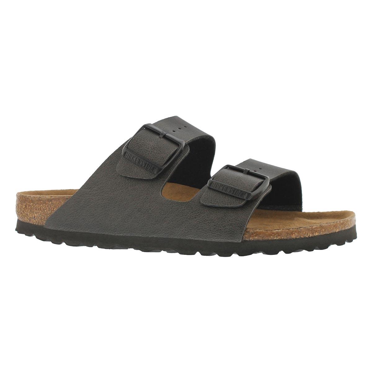 Women's ARIZONA BF anthrcte sandals - Narrow