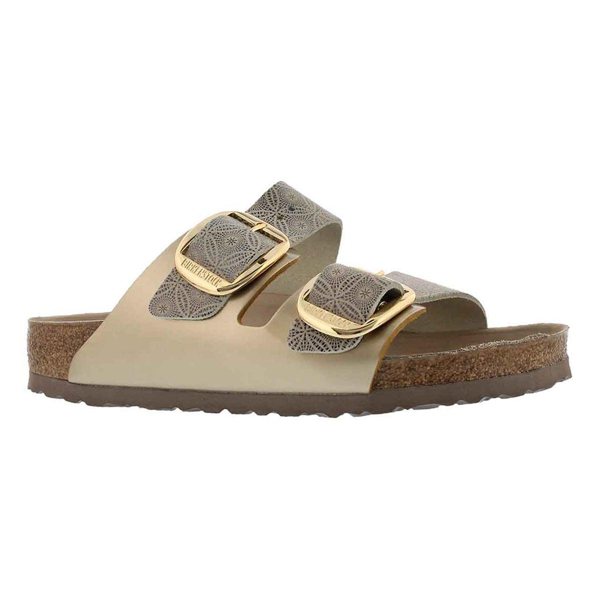 Women's ARIZONA BIG BUCKLE LTR sandals - Narrow