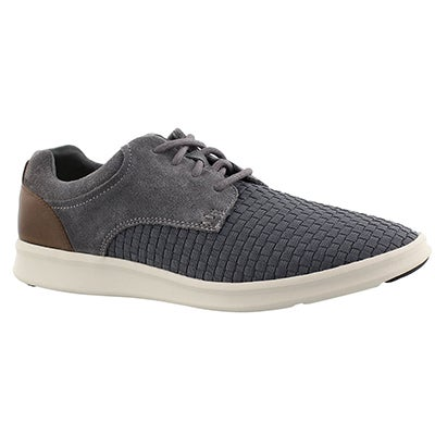 UGG Australia Chaussures lacées HEPNER WOVEN, métal, hommes