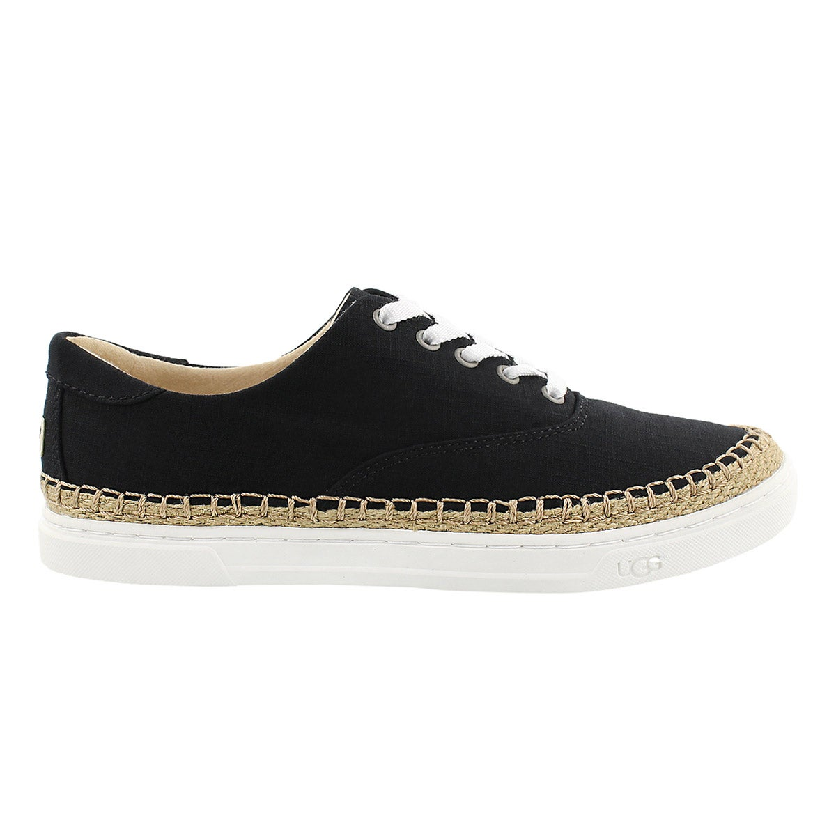 Lds Eyan II black lace up sneaker
