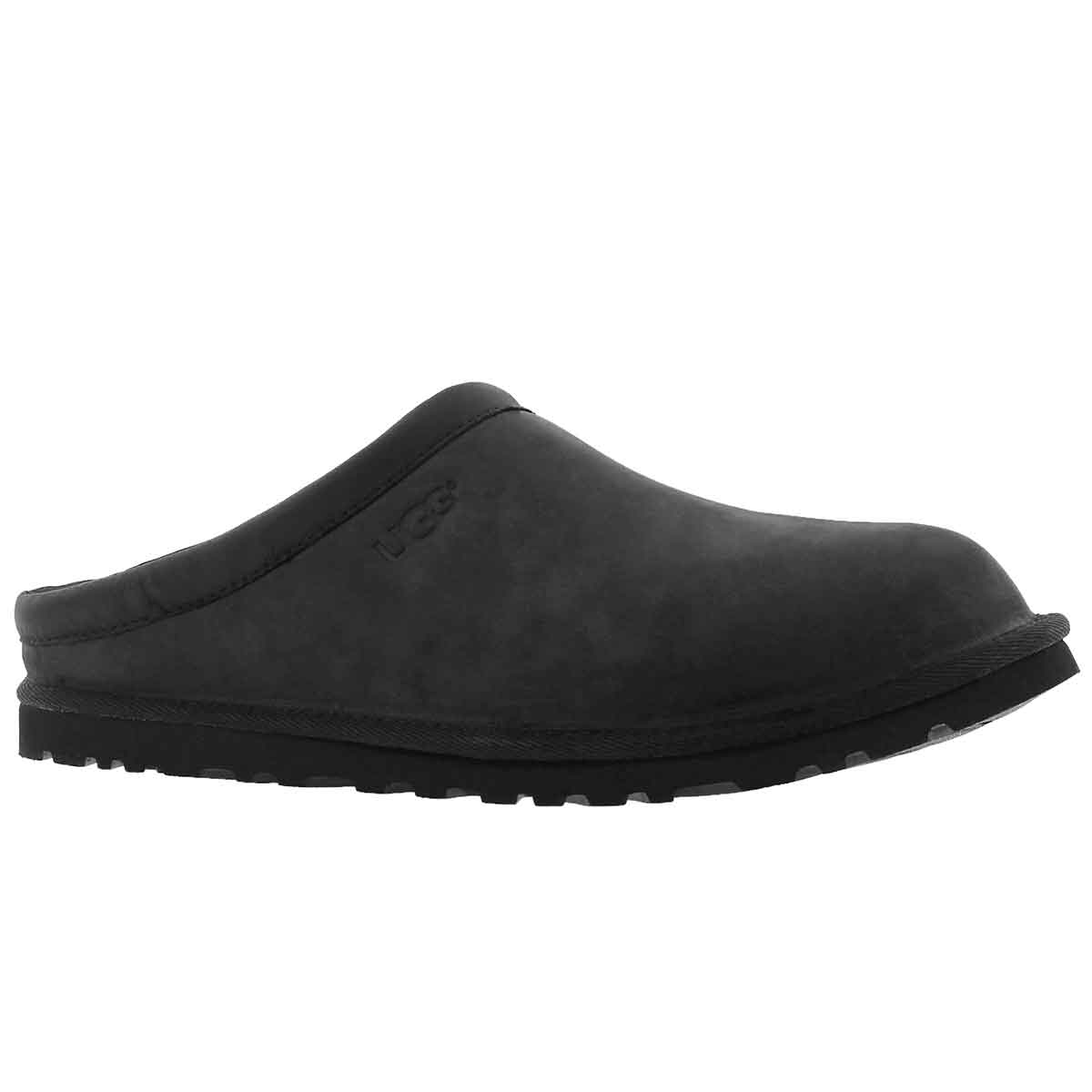 Men's CLASSIC black casual clogs