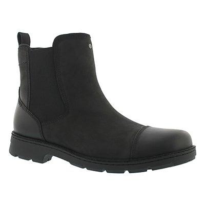 UGG Australia Men's RUNYON black lined chelsea boots