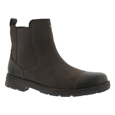 UGG Australia Men's RUNYON stout lined chelsea boots
