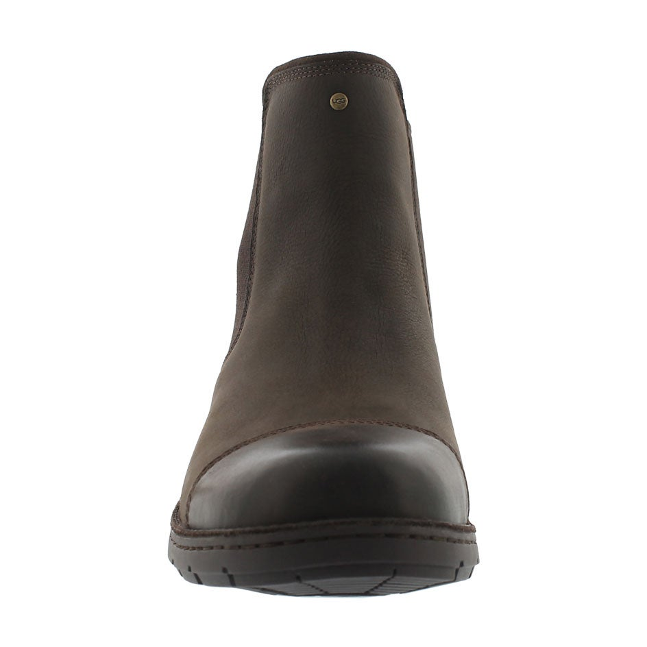 Mns Runyon stout lined chelsea boot