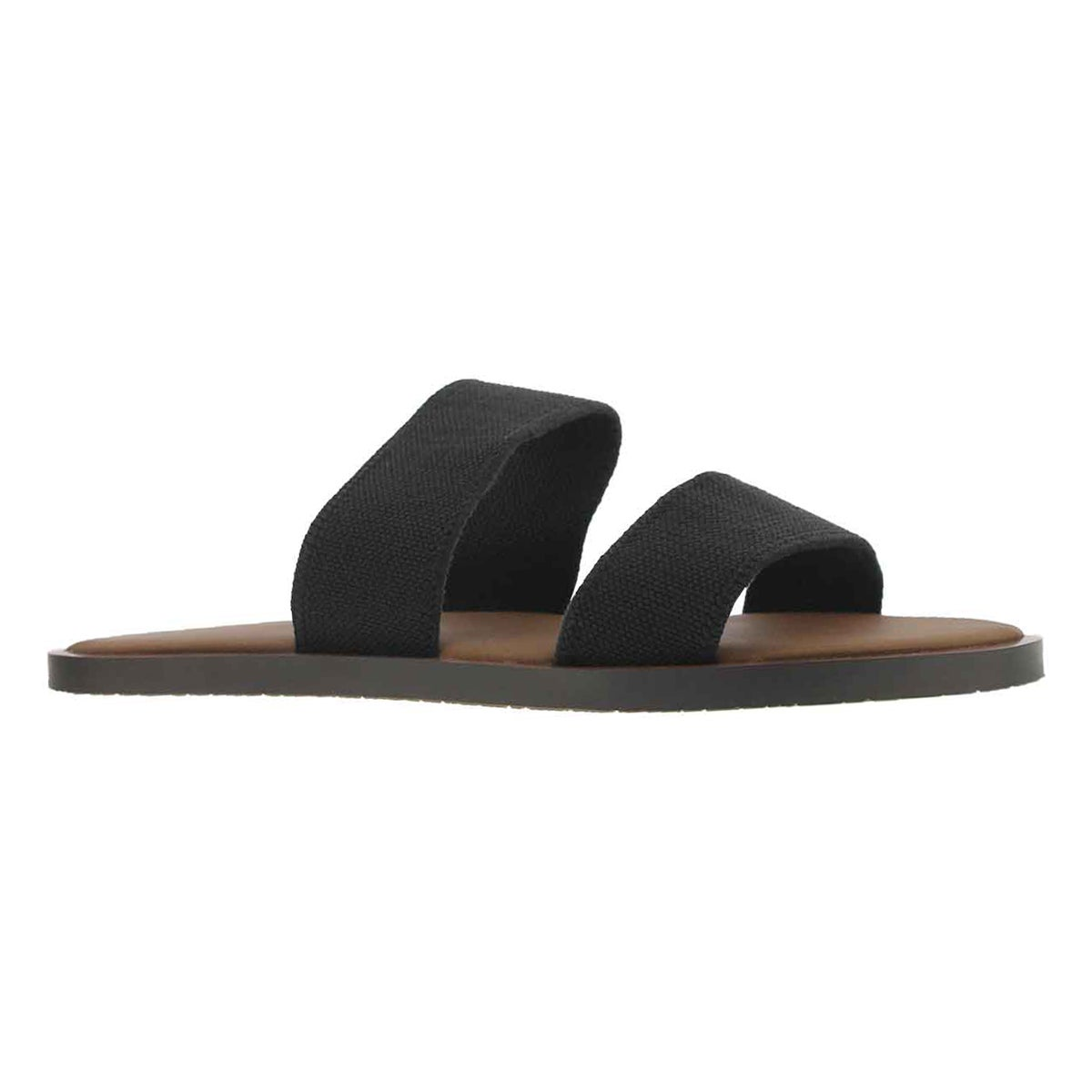 Lds Yoga Gora Gora black slide sandal