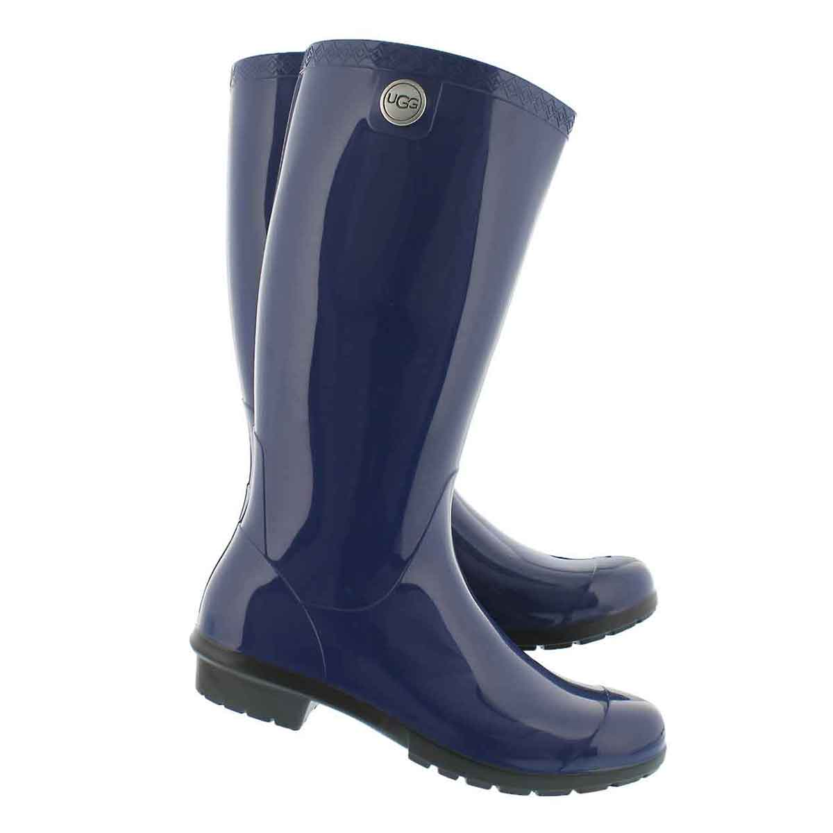 Lds Shaye blue jay wtpf rain boot