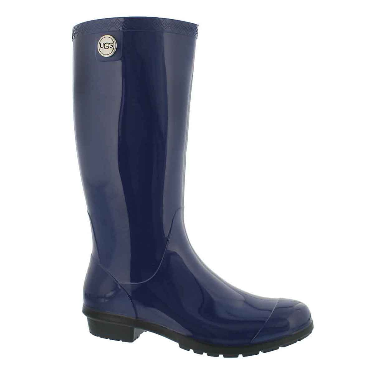 Women's SHAYE blue jay waterproof rain boots
