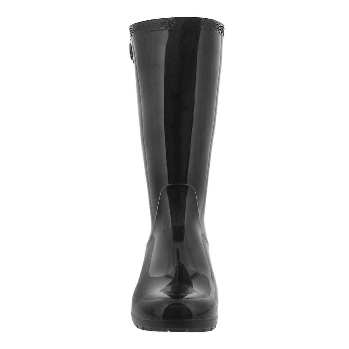 Lds Shaye black wtpf rain boot