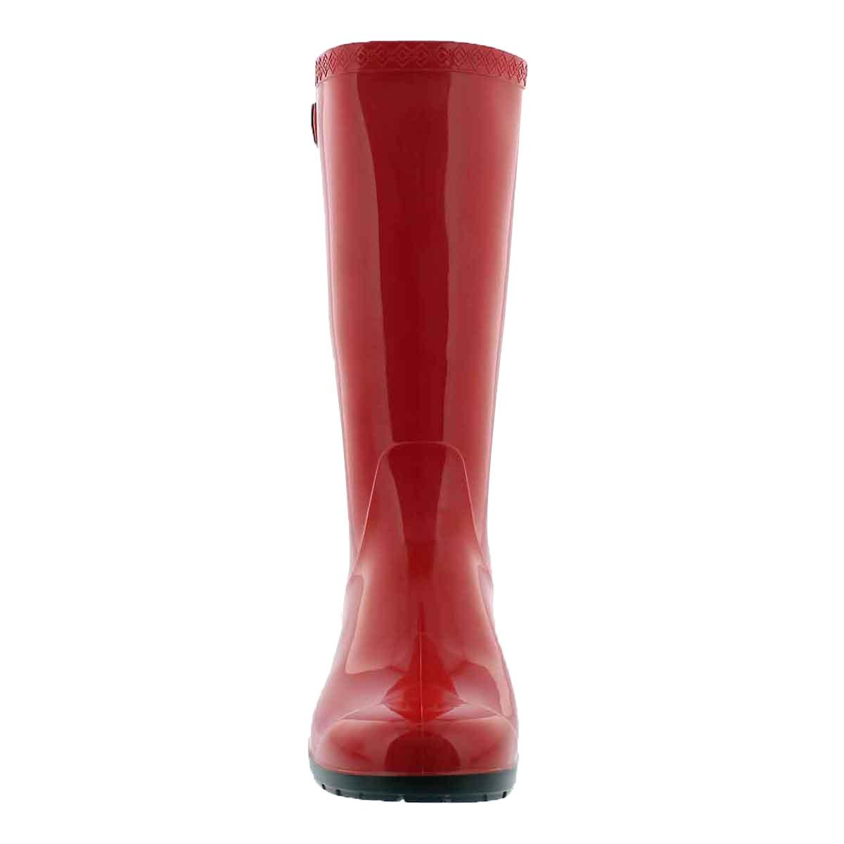 Lds Shaye tango red wtpf rain boot