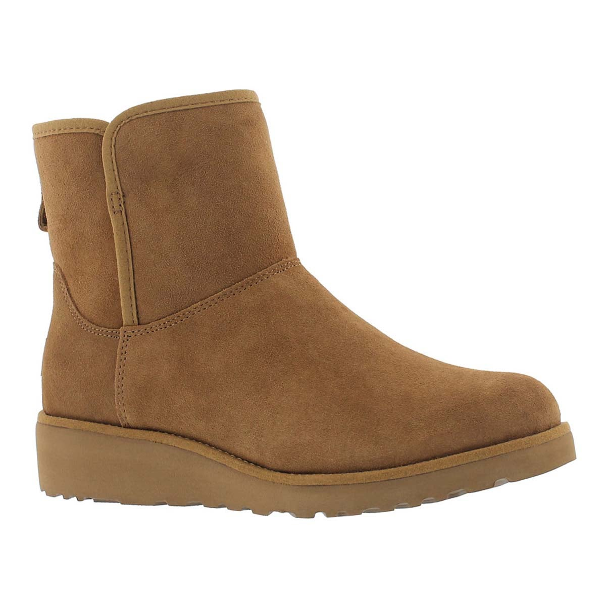 Lds Kristin ches wedge sheepskin boot