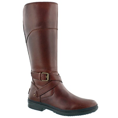 UGG Australia Women's EVANNA stout waterproof riding boots