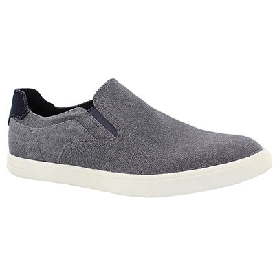 UGG Australia Men's TOBIN CANVAS imperial slip on shoes