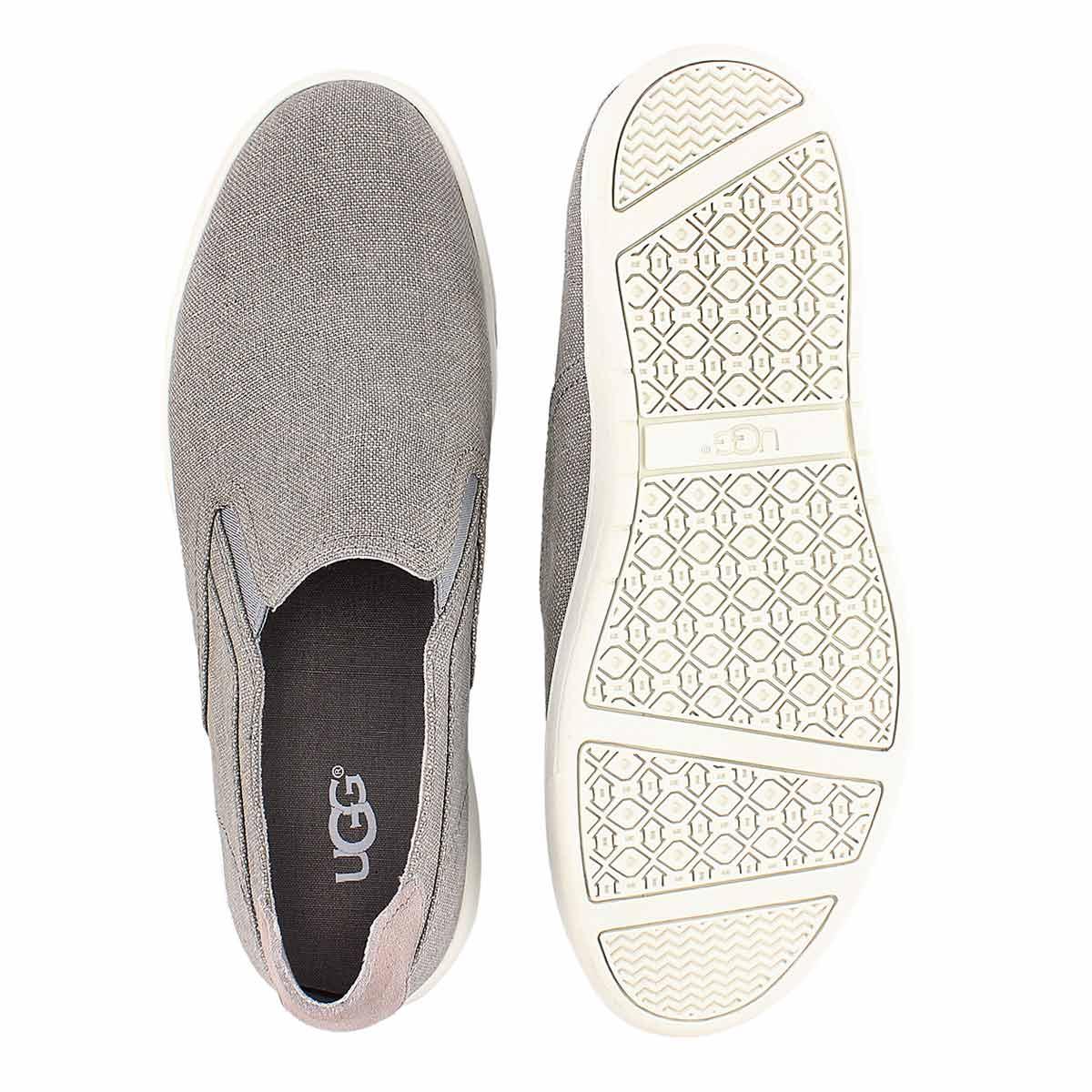 Mns Tobin Canvas seal slip on shoe