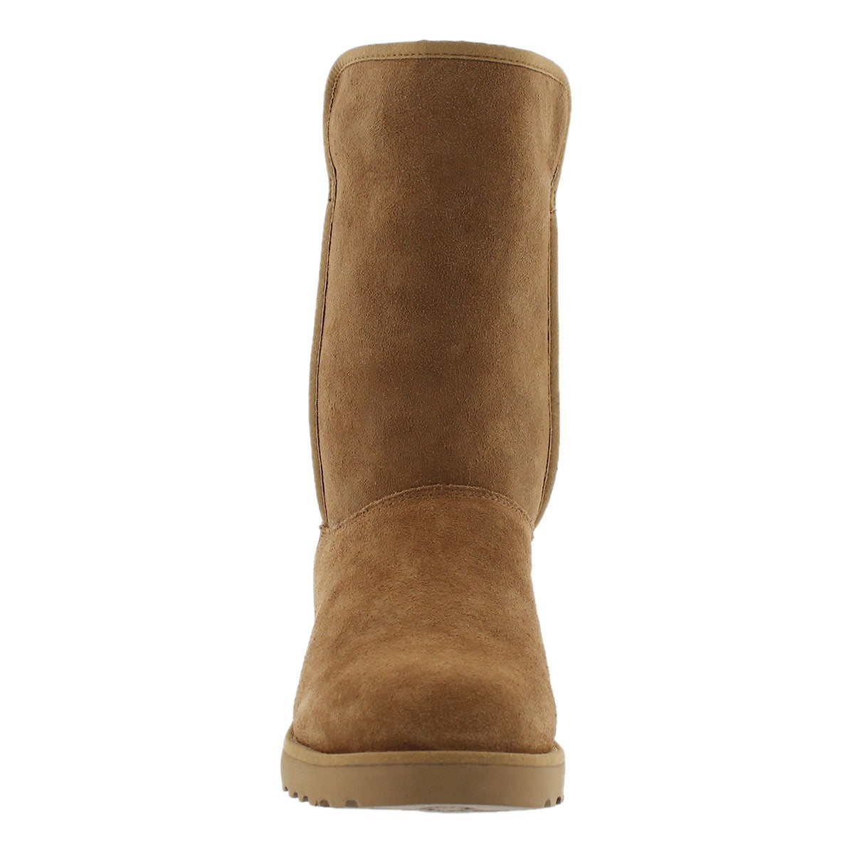 Lds Amie ches tall wedge sheepskin boot