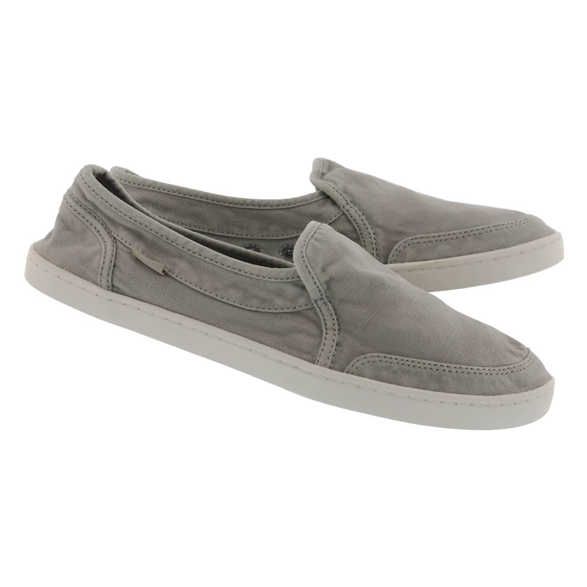 Lds Pair O Dice harbor mist slip on shoe