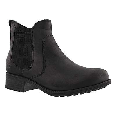 UGG Australia Women's BONHAM black chelsea boots