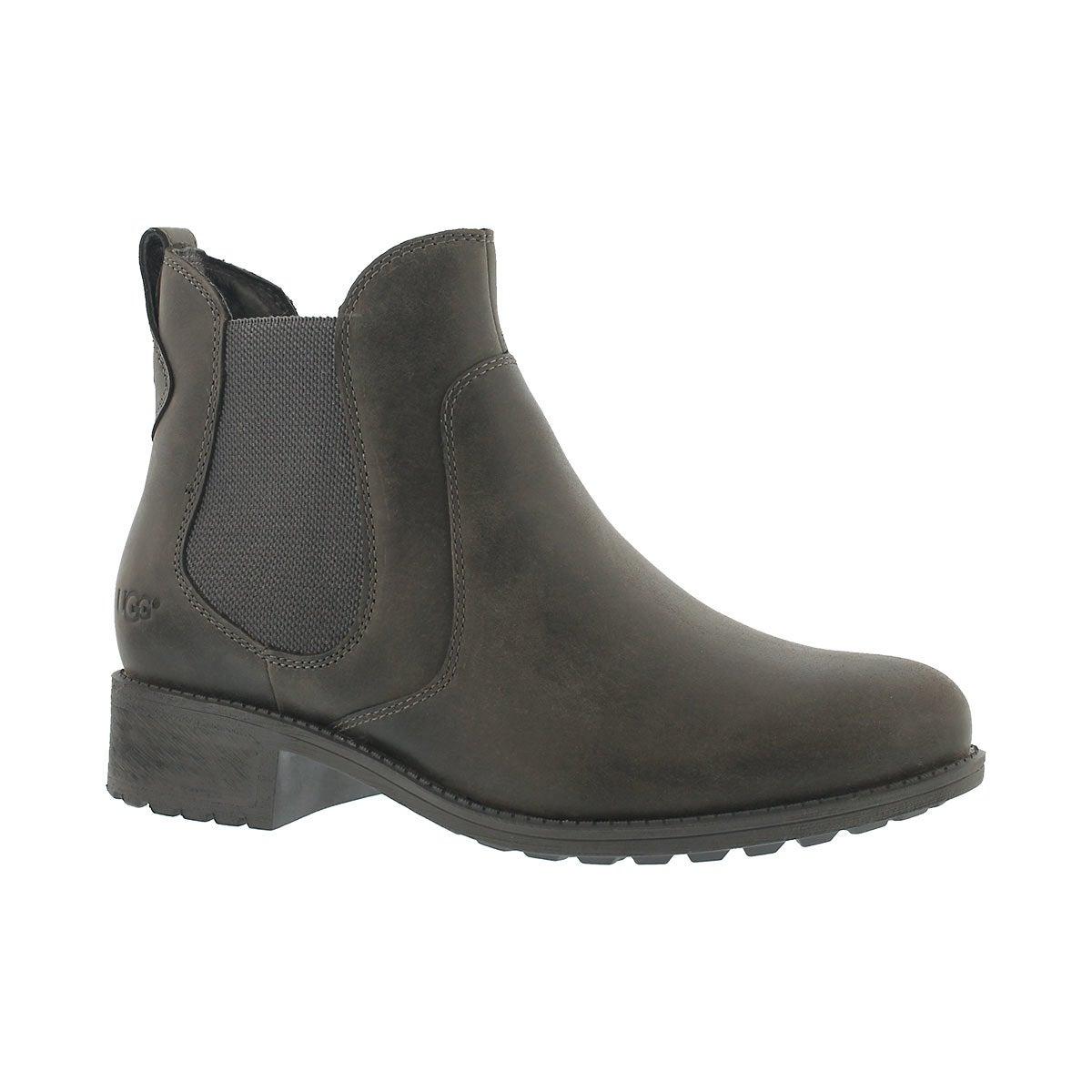 Women's BONHAM grey chelsea boots