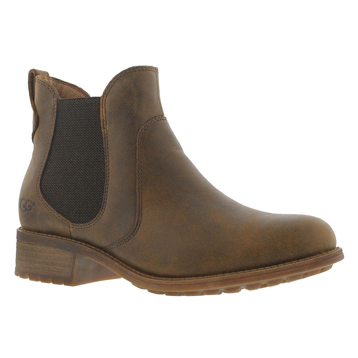 Women's BONHAM stout chelsea boots