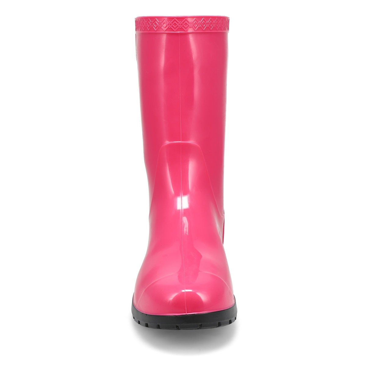 Botte de pluie Raana, rose diva, fille