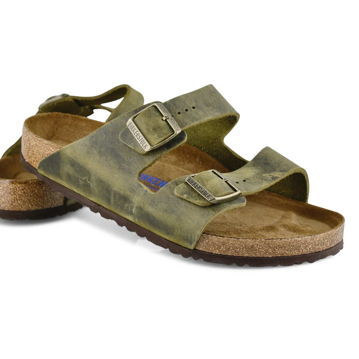 Mns Arizona SF jade 2 strap sandal